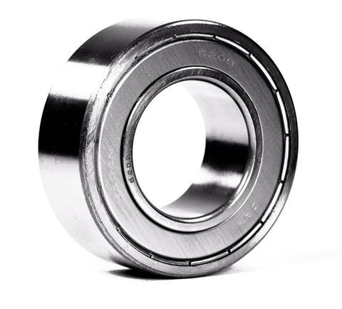 5203-ZZ, JAF Brand, 2-Row Angular Contact Ball Bearing