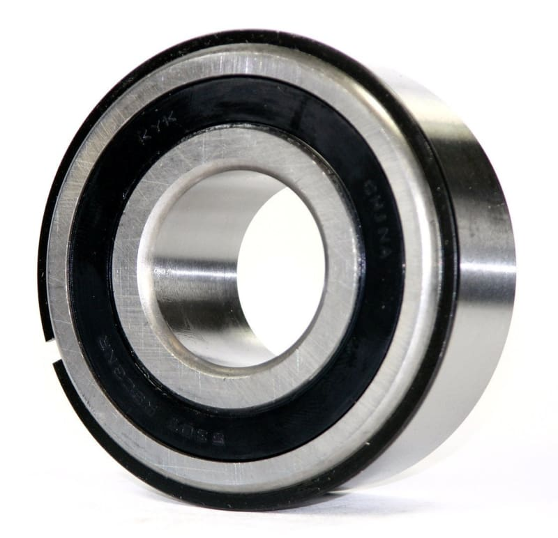 5204-2Rsnr 2-Row Angular Contact Ball Bearing - 2-Row Ang. Bb