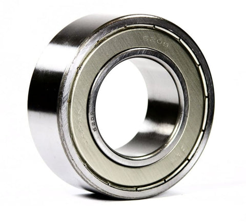 5207-ZZ, JAF Brand, 2-Row Angular Contact Ball Bearing