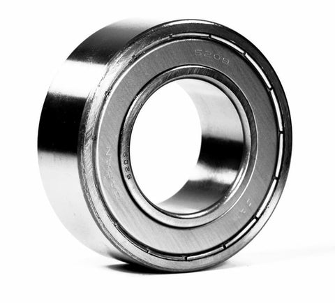 5210-ZZ, JAF, 2-Row Angular Contact Shielded  Ball Bearing
