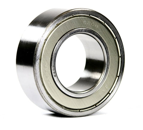 5211-ZZ, JAF Brand, 2-Row Angular Contact Shielded Ball Bearing