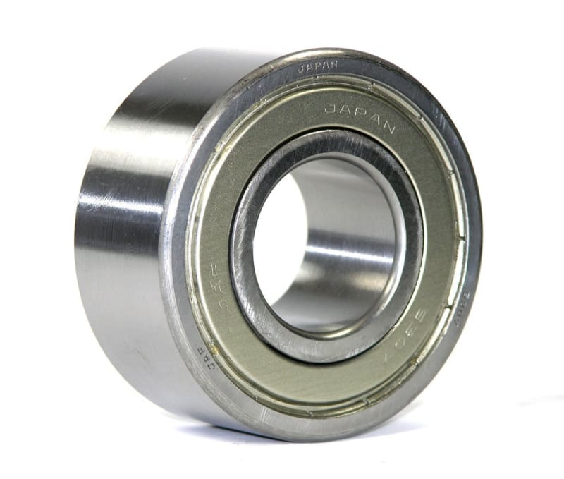 5307-Zz Jaf Brand 2-Row Angular Contact Ball Bearing - 2-Row Ang. Bb