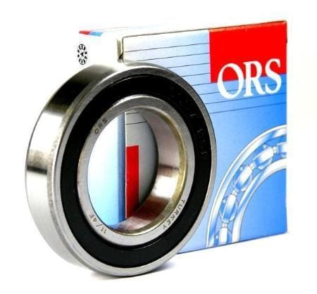 6000-2RS ORS Sealed Radial Ball Bearing