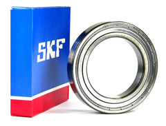 6000-Zz Skf Shielded Radial Ball Bearing - Radial Ball Bearing
