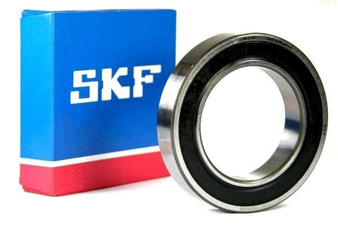 6001-2RS SKF Sealed Radial Ball Bearing