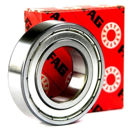 6007-ZZ FAG Shielded Radial Ball Bearing