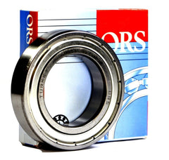 6008-Zz Ors Shielded Radial Ball Bearing - None