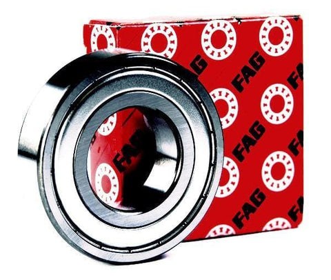 6200-ZZ FAG Shielded Radial Ball Bearing