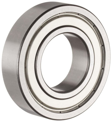 "6201X1/2""-ZZ 0.50"" Bore Shielded Radial Ball Bearing"