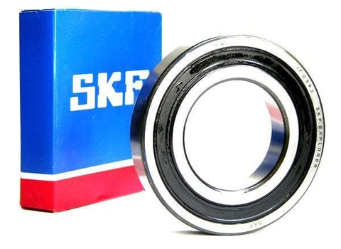 6204-2RS SKF 20X47X14mm Sealed Radial Ball Bearing