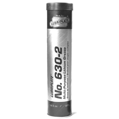 630-2, Lubriplate Multi-Purpose Lithium Grease, 14-1/2 Oz. Cartridge