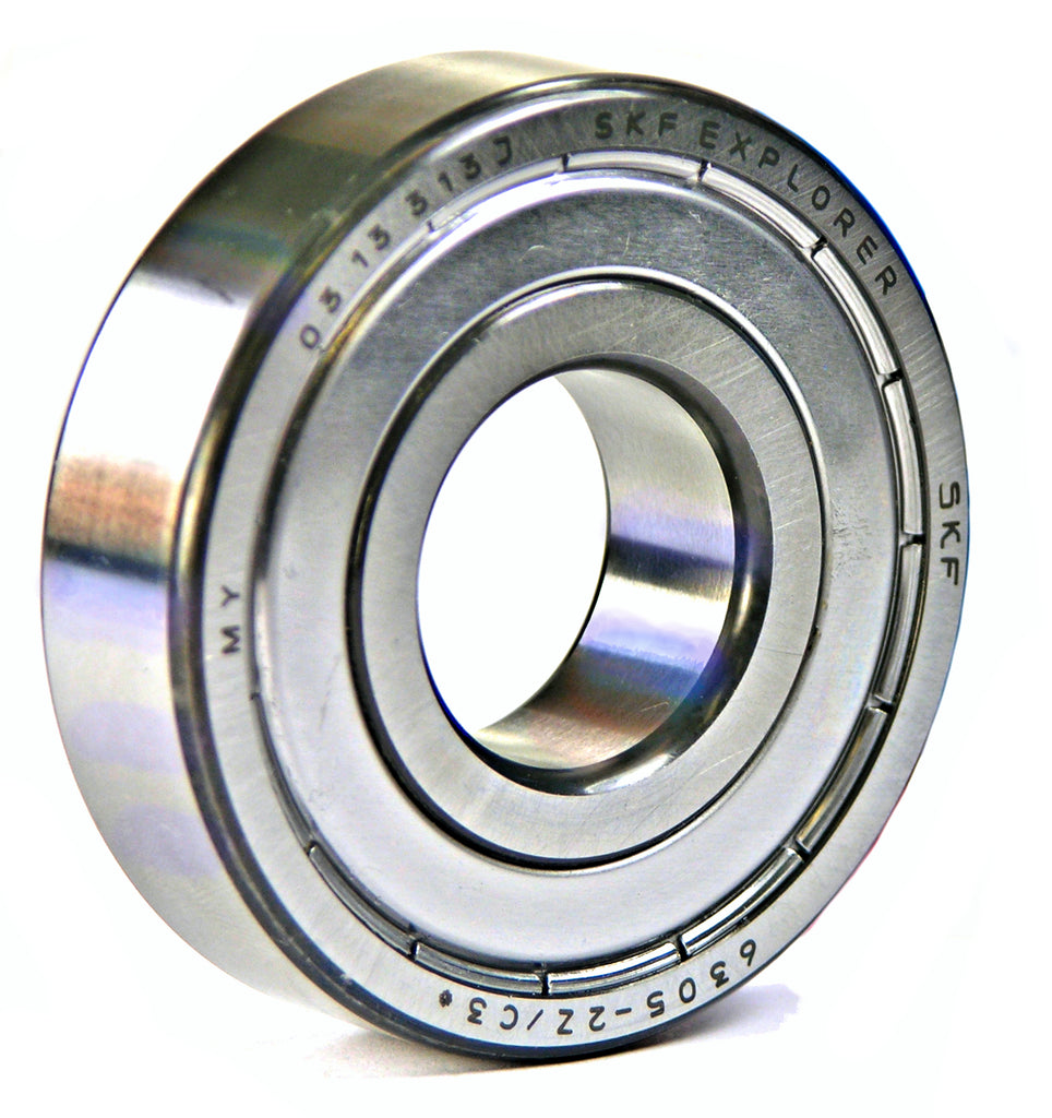6318-ZZ SKF Shielded Radial Ball Bearing