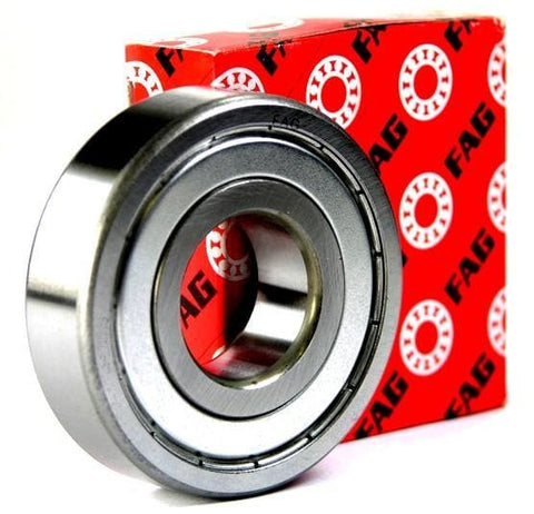 6309-ZZ FAG Shielded Radial Ball Bearing