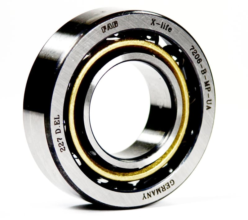 7206-B-Mp-Ua Fag Angular Contact Ball Bearing - None