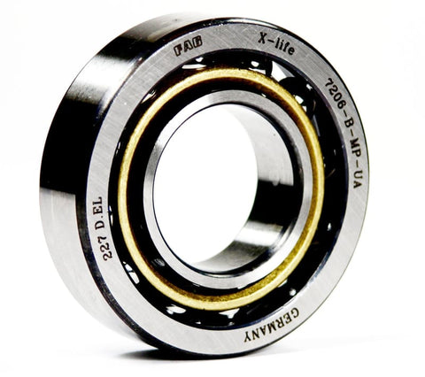 7206-B-MP-UA, FAG, Angular Contact Ball Bearing
