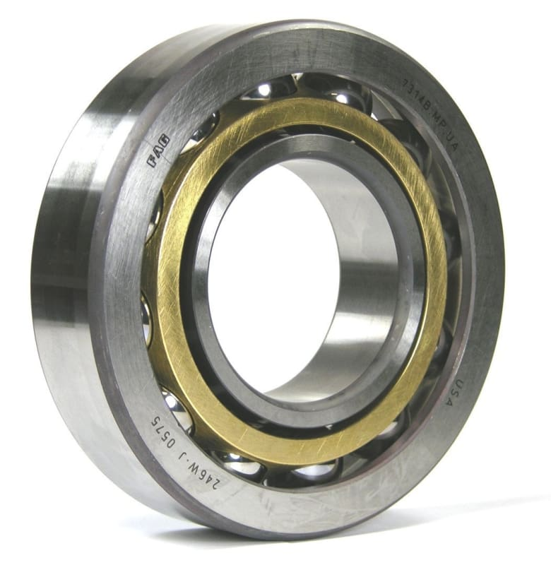 7314Bmpua Fag Angular Contact Ball Bearing - None