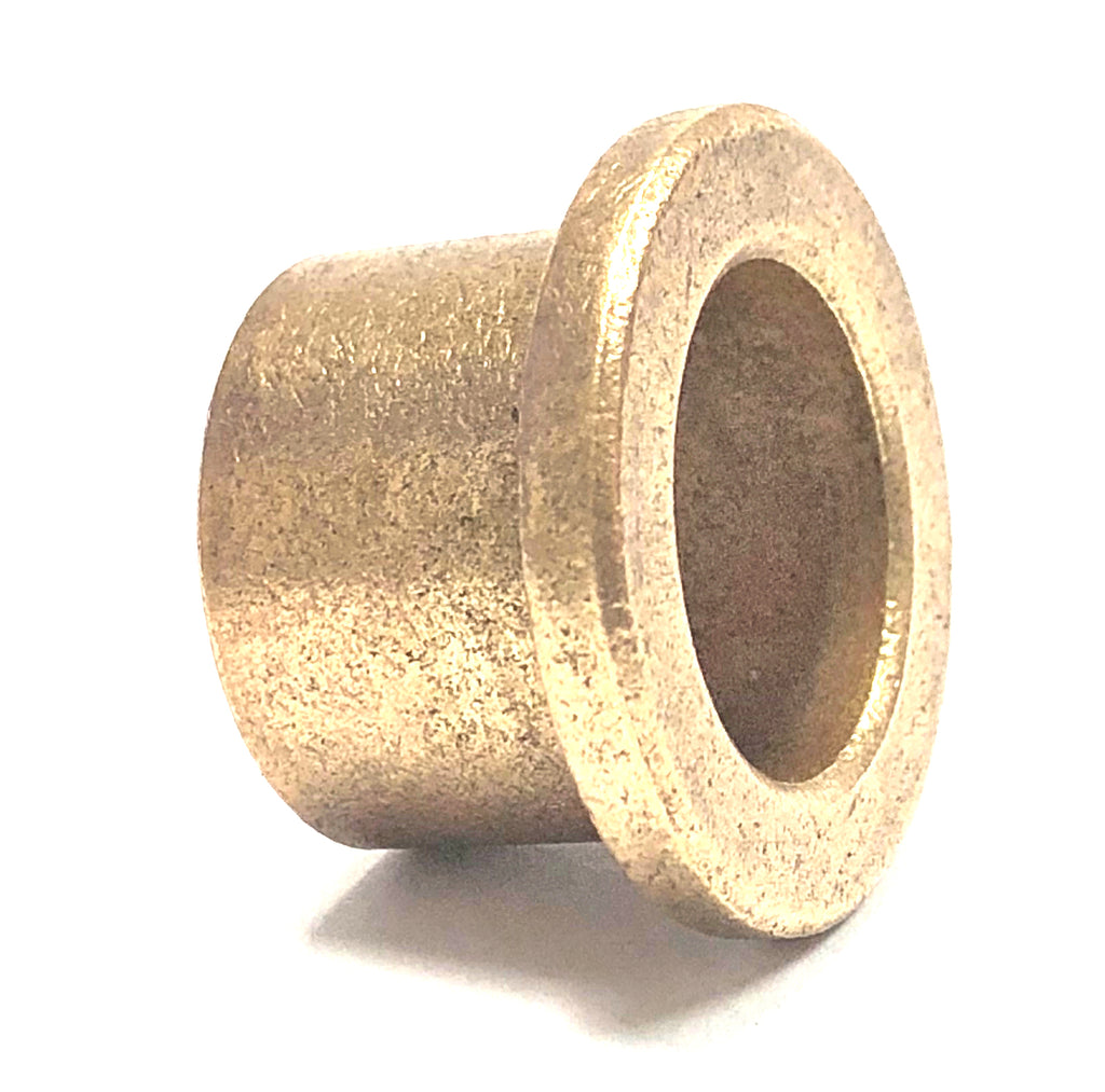 "0.25""X0.375""X0.25""X0.50"" Part#EF040604 Flanged Oilite Bushing"