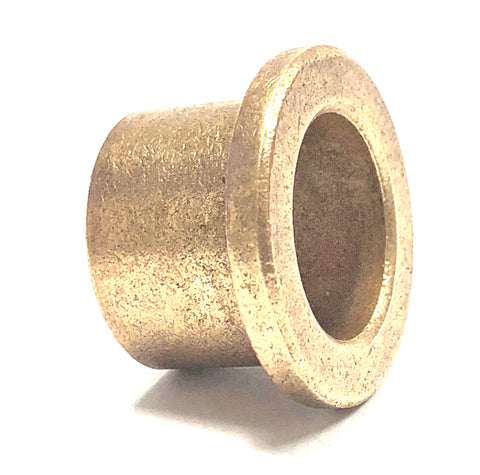 "0.1875""X0.3125""X0.500""X0.4375"" Part# EF030508 Sintered Bronze Flanged Bushing"