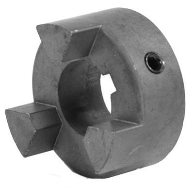 L070X1/2 -( No Keyway) Coupling Half - None