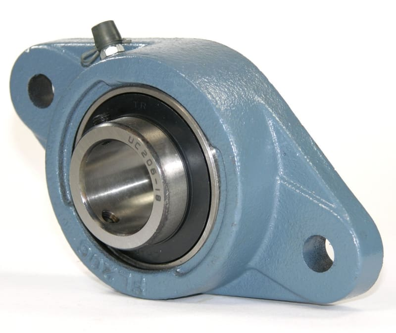 Ucfl204-12 3/4 2-Bolt Flange Unit - None