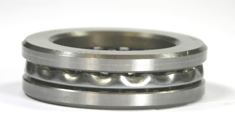 W-1-1/8 Znl Thrust Ball Bearing - None