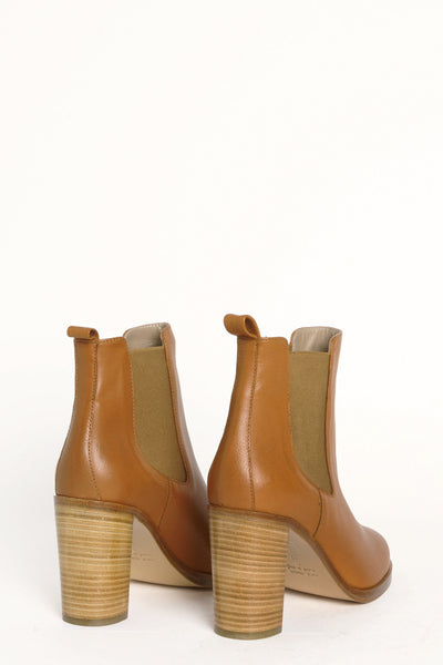 Bonny Man Boots - brandy - PREGO - made with love - Damenmode