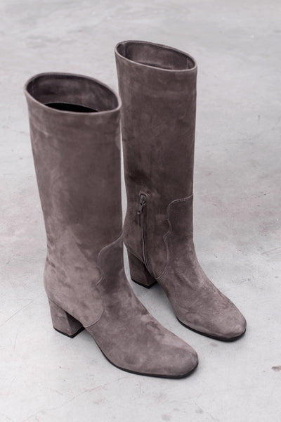 Nulum Cam Boots - taupe