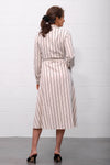 Arumba 925 Dress - blackstripe