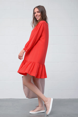 Acoda Dress - rouge