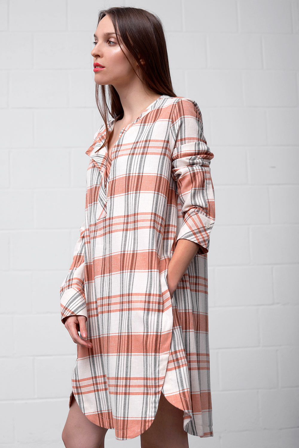 Acolina Dress - soft - PREGO - made with love - Damenmode