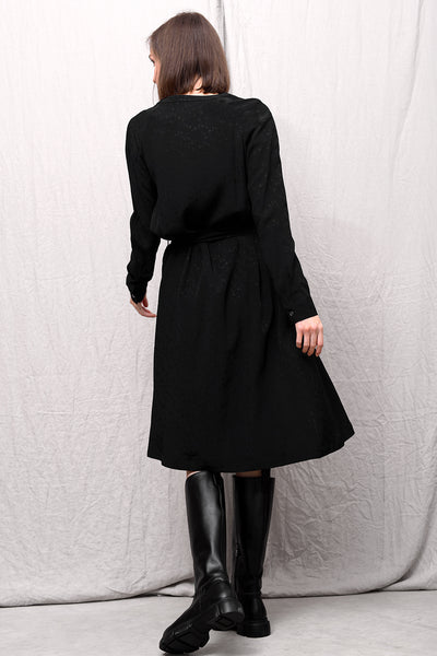 Adelheid Dress - blackstars