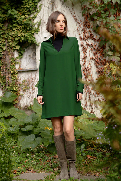 Adimona Dress - wald