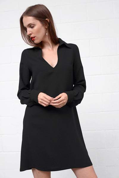 Adimona Dress - nero