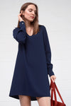Adimona Dress - notte - PREGO - made with love - Damenmode