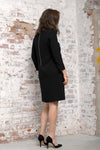 Adonna Dress - nero - PREGO - made with love - Damenmode