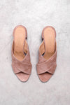 Agnes Cam Shoe - rosa antico - PREGO - made with love - Damenmode