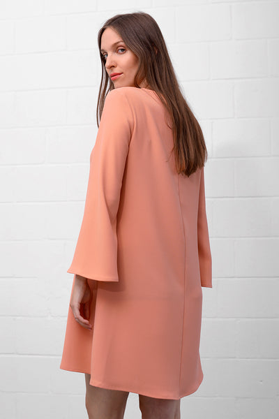 Ajolie Dress - blush
