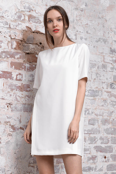 Alinda Dress - latte