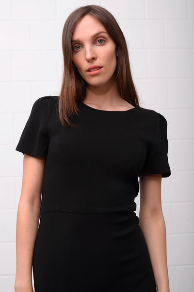Almano Dress - nero