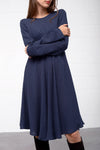 Ametist Dress - notte