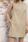 Amina Dress - gold