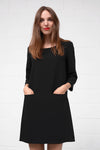 Amirja Dress - nero