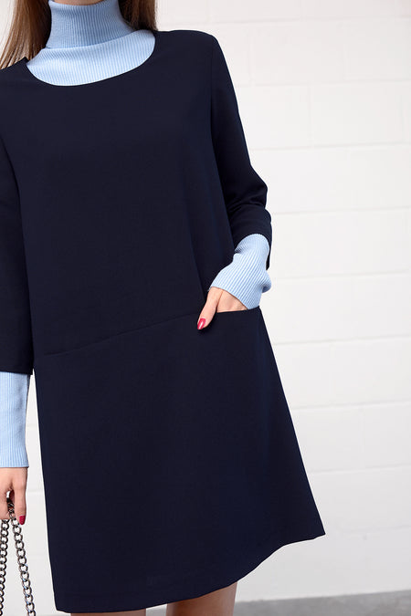 Amirja Dress - notte