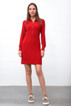 Ananea Dress - red