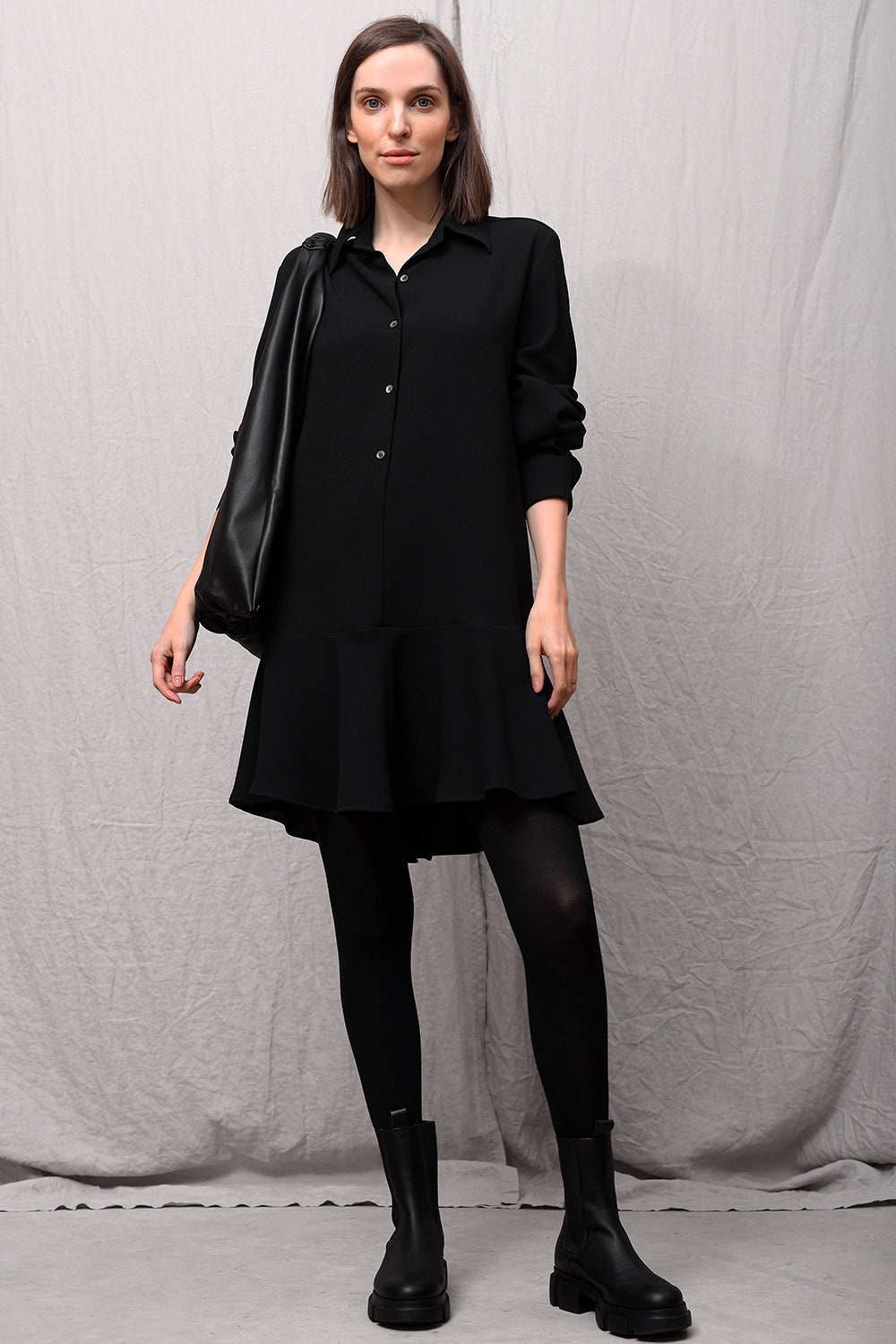 Anes Dress - nero