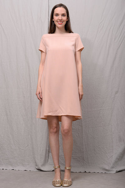 Apesia 912 Dress - powder