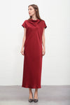 Aquis 720 Dress - bordo