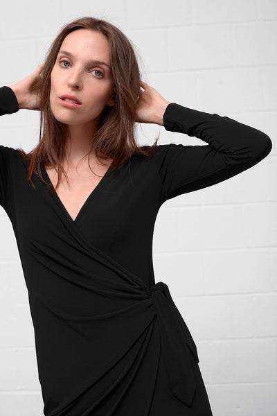 Arabella Dress - nero