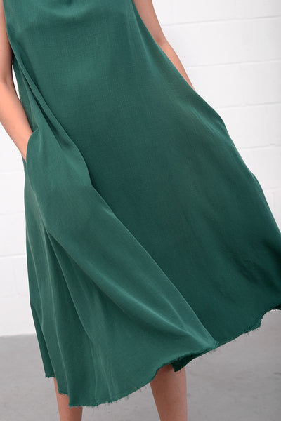 Ares Dress - green