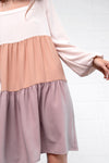 Arugo Dress - cappuccino